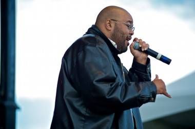 Blackalicious live at Rifflandia