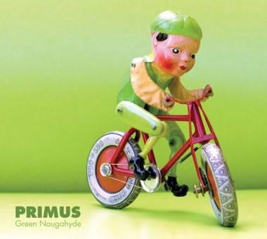 album covers Primus Green Naugahyde