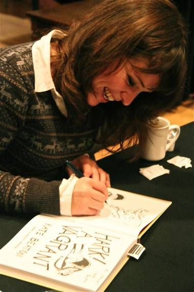 Kate Beaton Vancouver Writers Festival