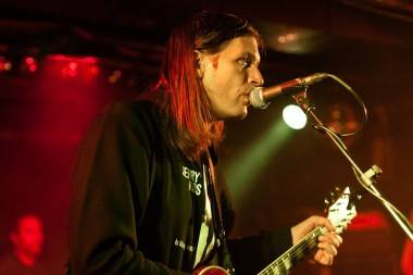 Evan Dando with The Lemonheads at the Biltmore Cabaret