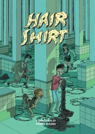 Hairshirt graphic novel cover image