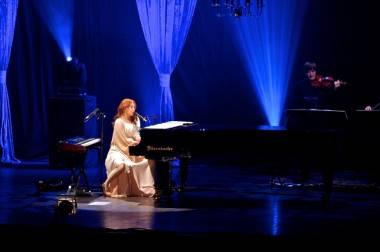 Tori Amos at the Orpheum Theatre photos