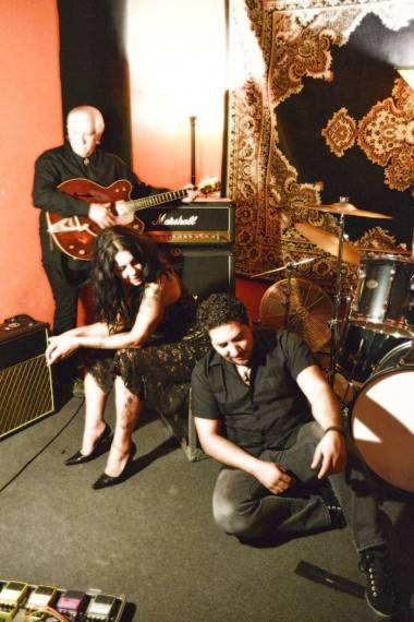 Concrete Blonde publicity photo