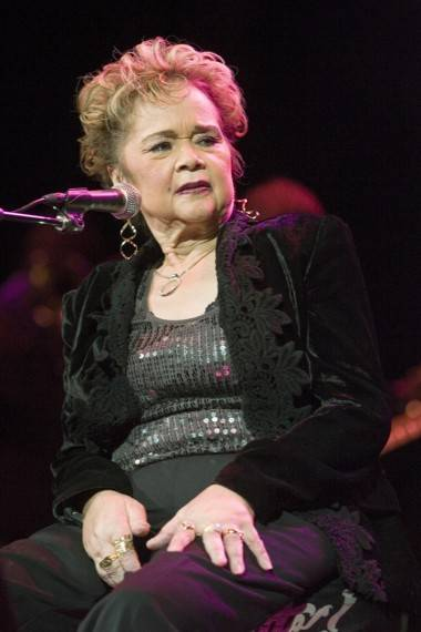 Etta James in Richmond photo
