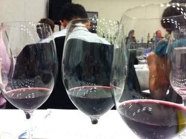 Caymus Special Selection Cabernet Sauvignon glass