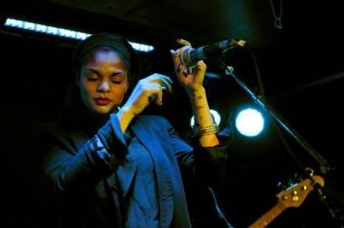 Ndidi Onukwulu at Electric Owl photo