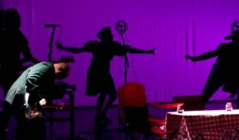Puscifer concert photo Vancouver