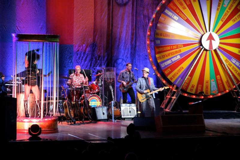 Elvis Costello Orpheum Theatre photo