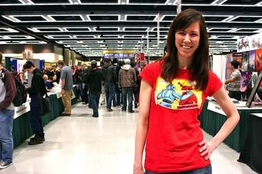 Susie Rantz of Girl Geek Con
