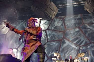 Rammstein at Rogers Arena photo