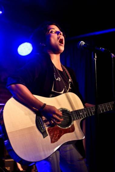 Vicci Martinez at Electric Owl photo