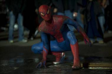 Amazing Spider-Man 2012 movie image