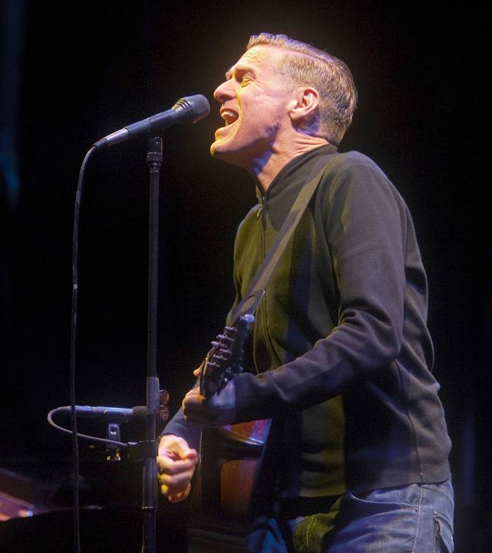 Bryan Adams at Voices in the Park