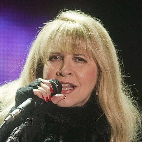 Stevie Nicks at Voices in the Park
