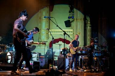 The Shins concert photo