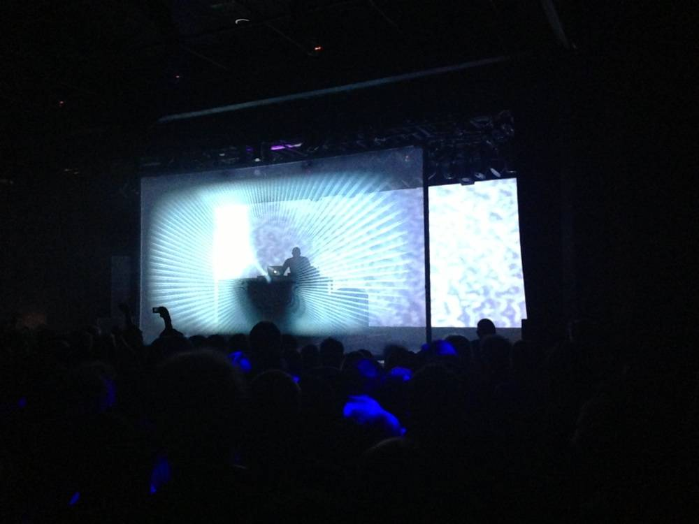 Flying Lotus at the Commodore Ballroom, Vancouver