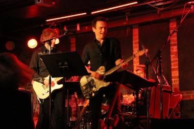 Colin James Vancouver Calling Joe Strummer tribute