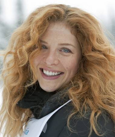 Actress Rachelle Lefevre Whistler Film Festival 2012