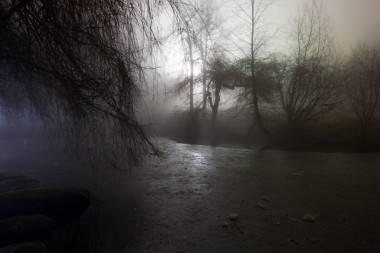 Vancouver fog photos