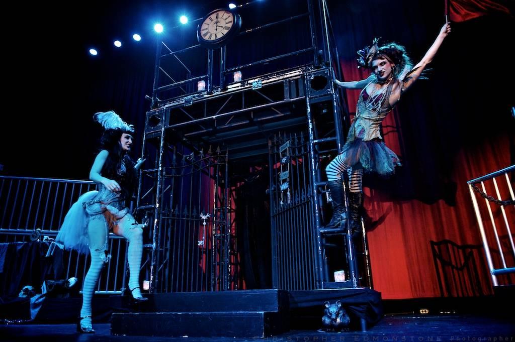 Emilie Autumn Vancouver Rio