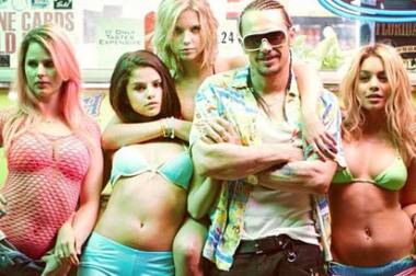 James Franco Spring Breakers image