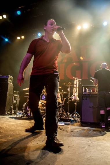 Bad Religion Vogue Vancouver