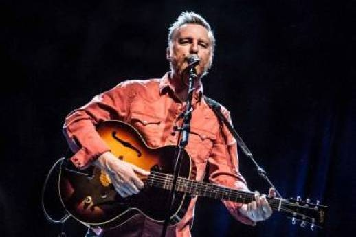 Billy Bragg tour Vogue Vancouver
