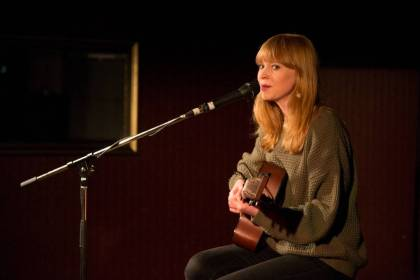 Lucy Rose at the Media Club, Vancouver