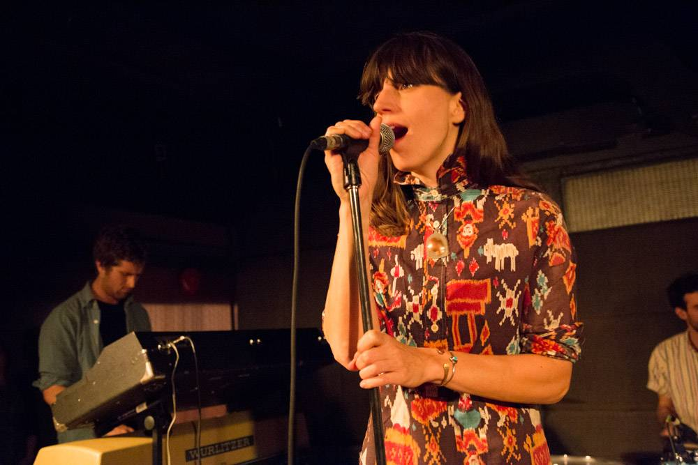 Eleanor Friedberger Vancouver