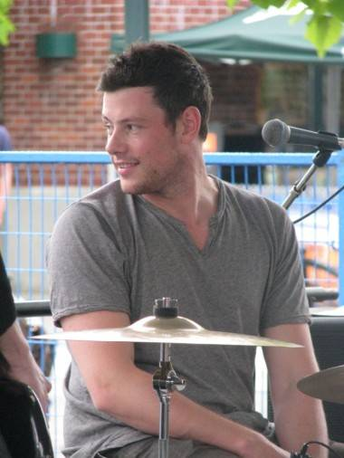 Cory Monteith RIP