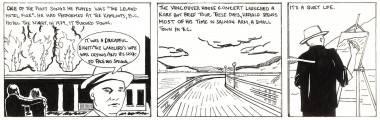 Herald Nix comic strip