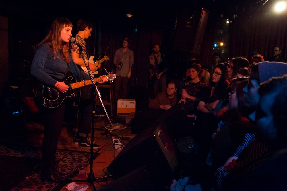Angel Olsen at the Media Club, Vancouver, March 6 2014. Kirk Chantraine photo.