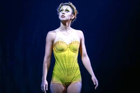 Sarah Tessier Totem Cirque du Soleil