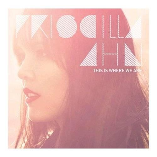 Priscilla Ahn This Is Where We Are album cover