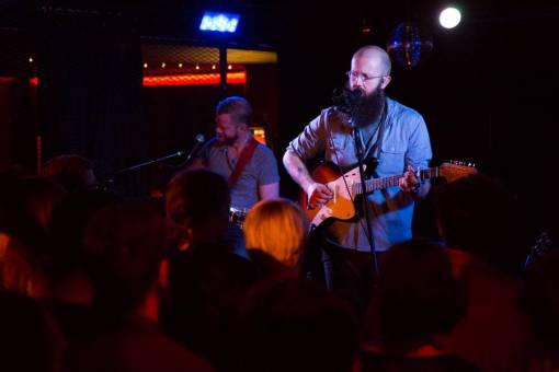 William Fitzsimmons at the Biltmore Cabaret, Vancouver, May 17 2014. Kirk Chantraine photo.