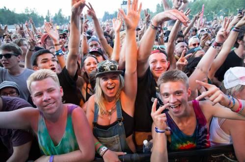 audience Squamish