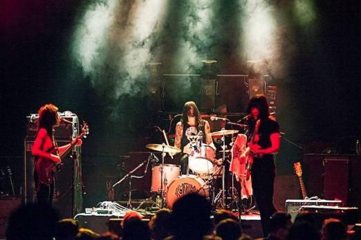 The Coathangers at the Rickshaw Theatre