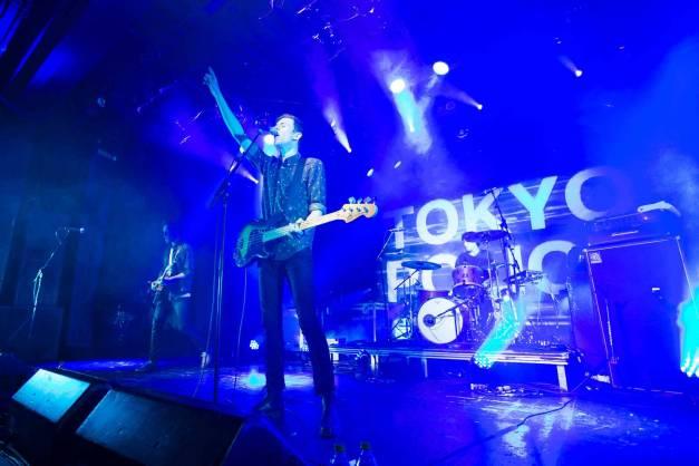 Tokyo Police Club at the Commodore Ballroom, Vancouver, Nov. 15 2014. Kirk Chantraine photo.