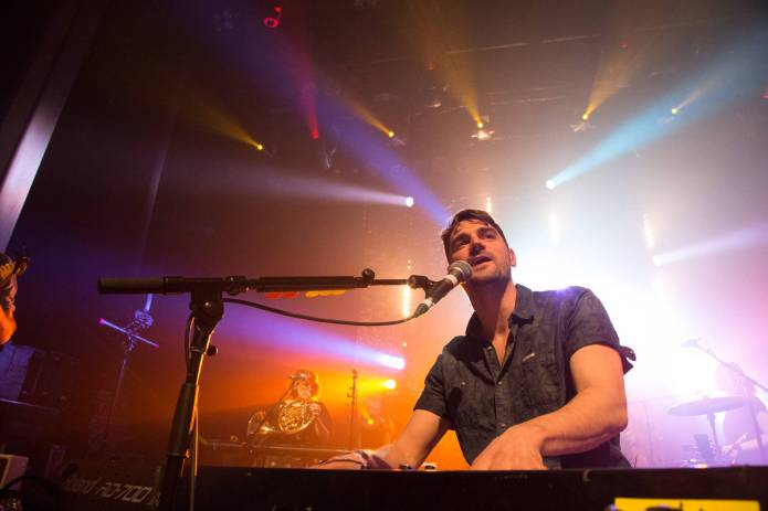Hey Rosetta! at the Vogue Theatre, Vancouver, Feb. 27 2015. Kirk Chantraine photo.
