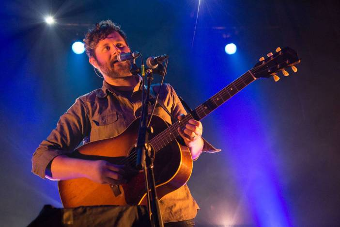 Dan Mangan at the Vogue Theatre, Vancouver, Mar. 13 2015. Kirk Chantraine photo.
