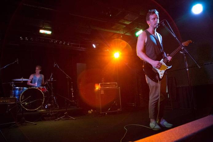 Gang Signs at the Biltmore Cabaret, Vancouver, June 11 2015. Kirk Chantraine photo.