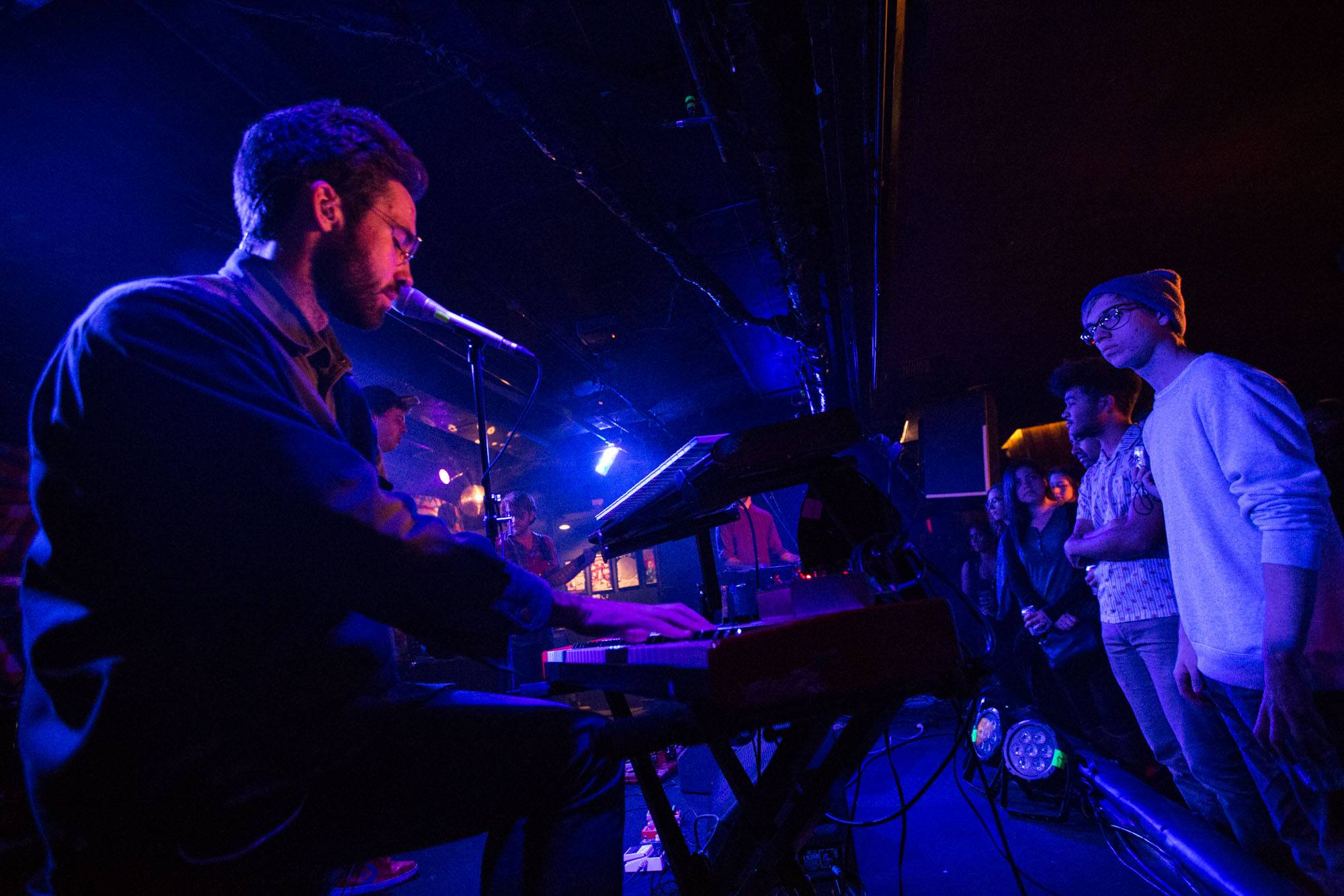 Astronauts Etc at the Biltmore Cabaret, Vancouver, Sept 21 2015. Kirk Chantraine photo.