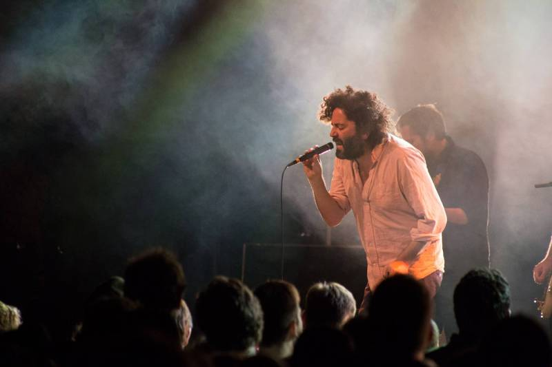 Destroyer at the Commodore Ballroom, Vancouver 2018