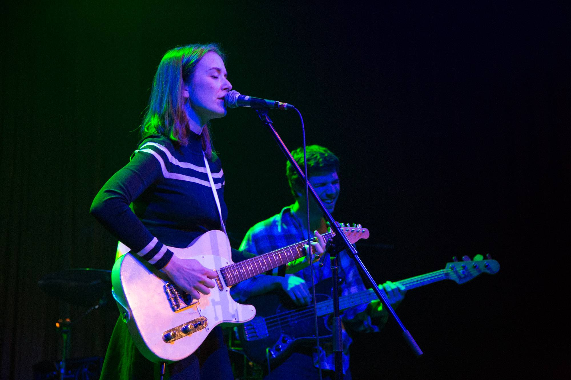 Margaret Glaspy at the Imperial, Vancouver, May 10 2016. Kirk Chantraine photo.