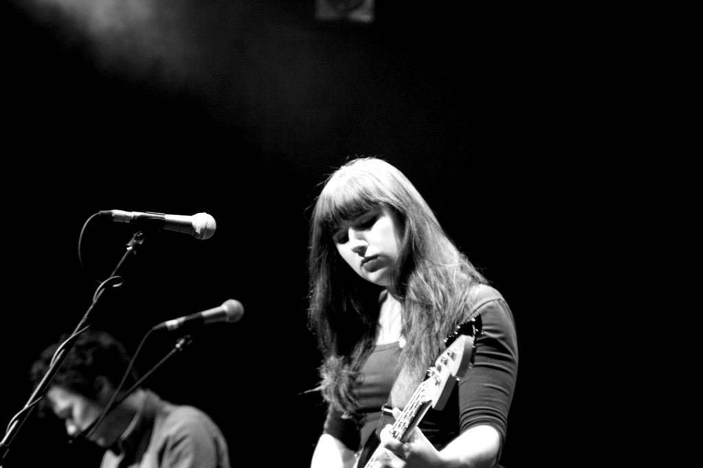 Louise Burns at Venue, Vancouver, April 29 2011.