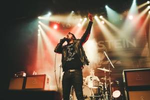 Silverstein at the Rickshaw Theatre, Vancouver, Nov 11 2017. Kelli Anne photo