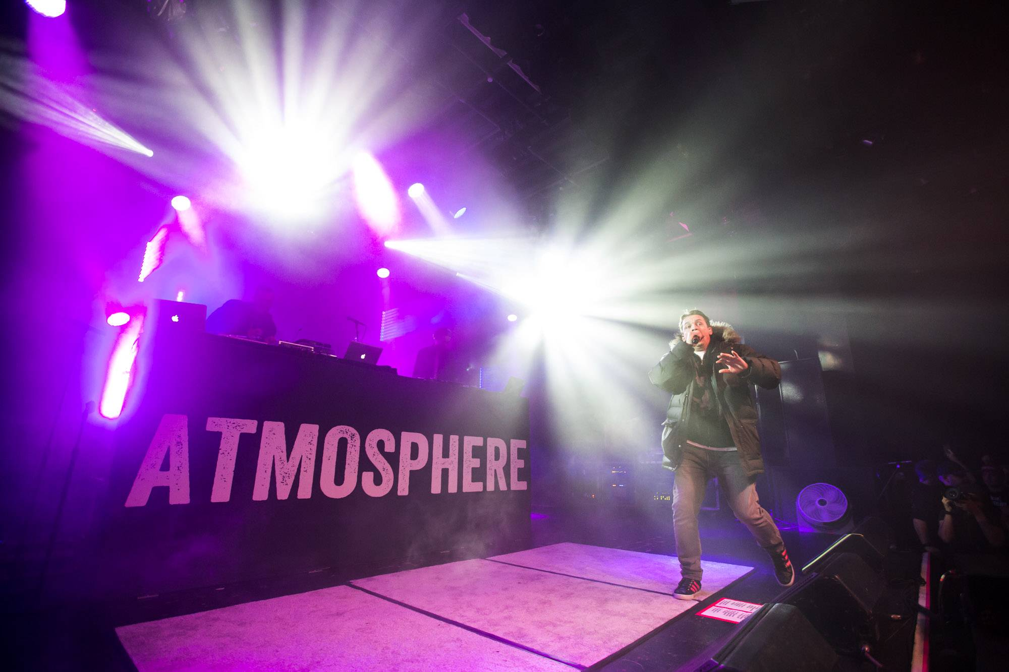 Atmosphere at the Commodore Ballroom, Vancouver, Mar 5 2018. Kirk Chantraine photo.