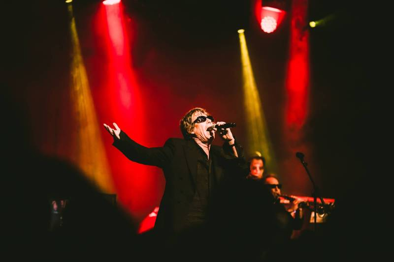 The Psychedelic Furs at the Commodore Ballroom, Vancouver, July 28 2018. Kelli Anne photo.