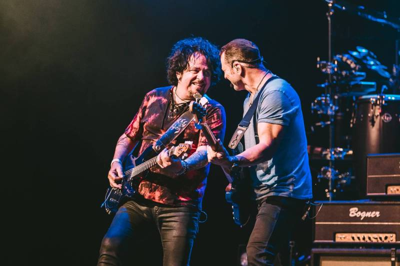 Toto at The Centre, Vancouver, July 30 2018. Kelli Anne photo.