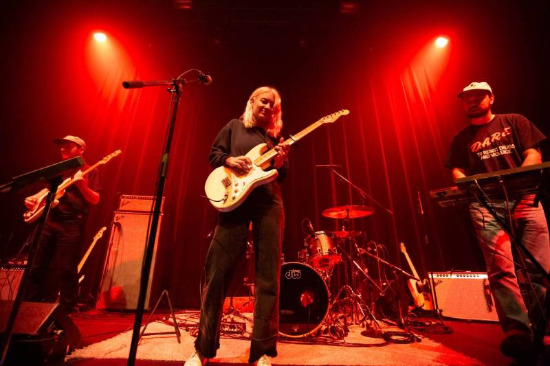 Men I Trust at the Imperial, Vancouver, Oct 31 2018. Kirk Chantraine photo.